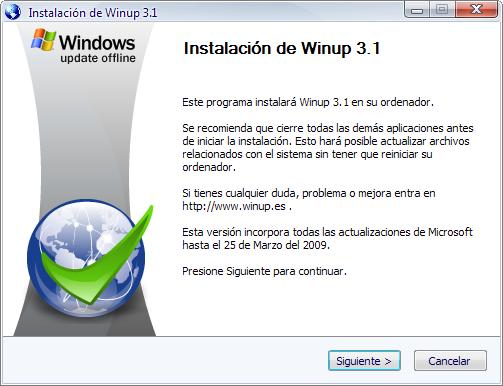 WSUS, una alternativa al difunto WinUp