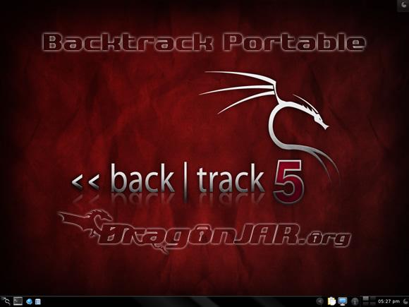 BackTrack Portable