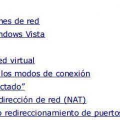 Manual en Español de Redes con VirtualBox