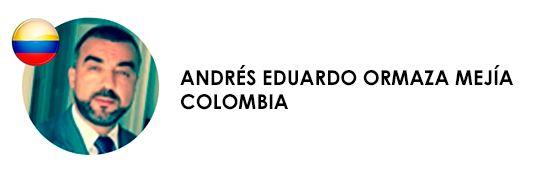 Entrevista con Andrés Eduardo Ormaza, sobre la ley de delitos informáticos en Colombia
