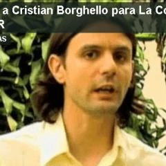 Entrevista a Cristian Borghello para La Comunidad DragonJAR