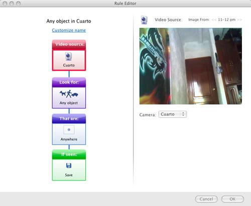 Convierte tu Webcam en una Cámara de Vigilancia