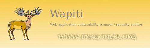 Wapiti – Escaner de Vulnerabilidades en Aplicaciones Web