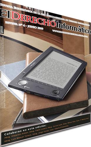 Revista el Derecho informatico