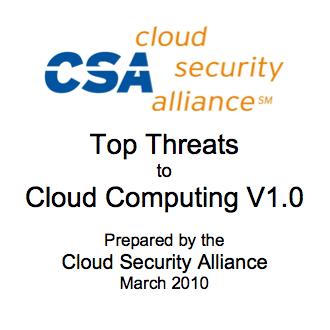 Top TOP 7 Riesgos de la Seguridad en la Nube