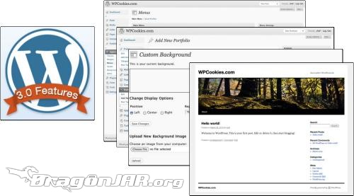 wp3 Descarga WordPress 3.0