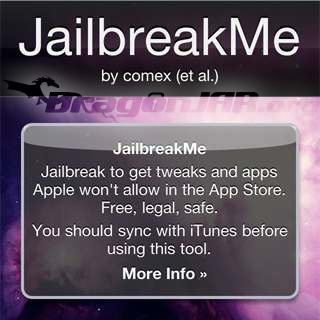 JailbreakMe Jailbreak a Cualquier iPhone, iPod Touch e iPad