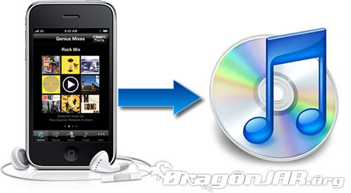 iPhone2iTunes Importar Musica del iPhone o iPod Touch al Disco Duro