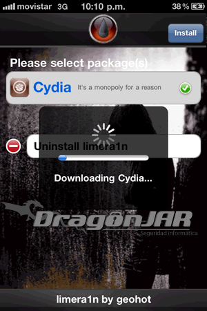 Jailbreak iPod Touch 4.1