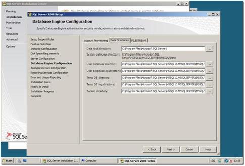 image035 Instalación de TFS, SQL Server 2008 y SDL