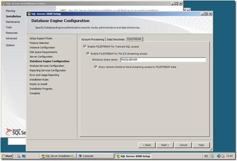 image037 Instalación de TFS, SQL Server 2008 y SDL