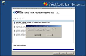 image073 Instalación de TFS, SQL Server 2008 y SDL
