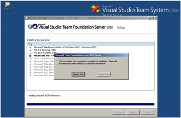 image077 Instalación de TFS, SQL Server 2008 y SDL