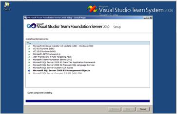 image083 Instalación de TFS, SQL Server 2008 y SDL
