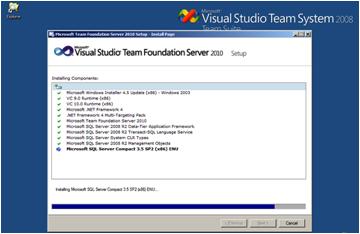 image085 Instalación de TFS, SQL Server 2008 y SDL