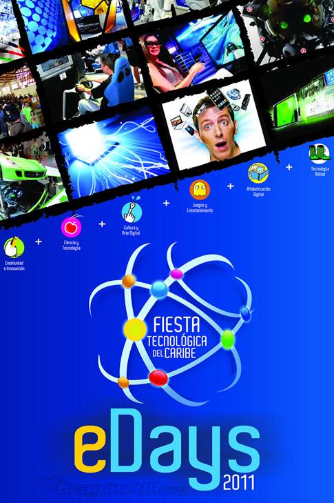 eDays1 eDays   La Fiesta Tecnológica del Caribe
