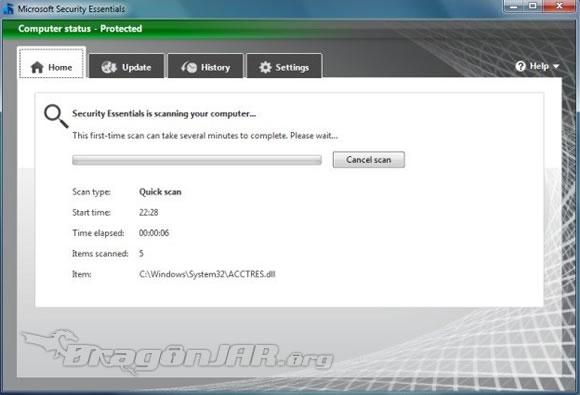 Descargar Antivirus Gratuito de Microsoft