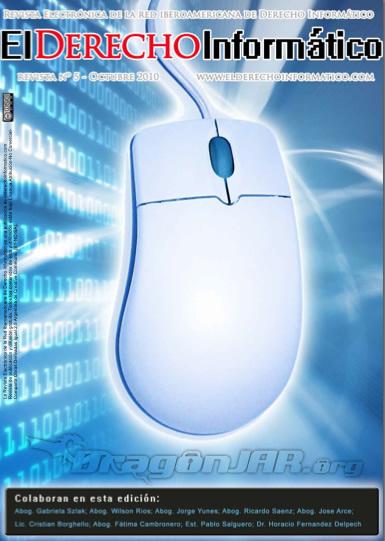 RevistaDerechoInformatico Revista Electrónica El Derecho Informático 5