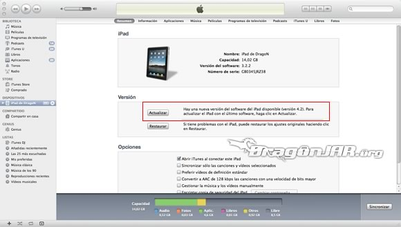 iPadJailbreak1 Jailbreak iPad (WiFi y 3G) con iOS 4.2