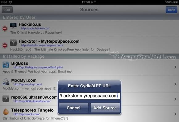 iPadJailbreak10 Jailbreak iPad (WiFi y 3G) con iOS 4.2