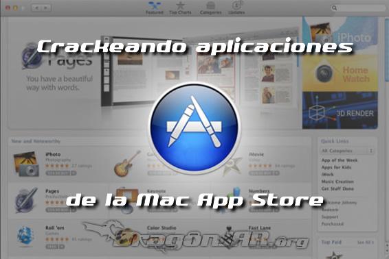 CrackMacStore Como crackear aplicaciones de la Mac App Store