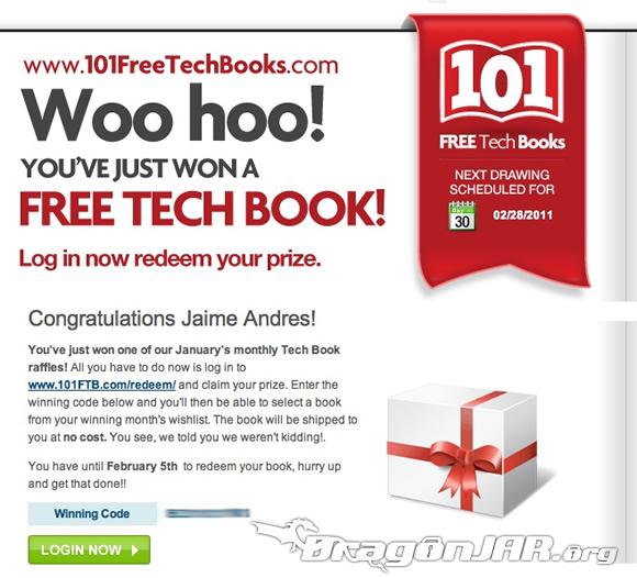 Gane1 101 Libros de Seguridad Informática Gratis