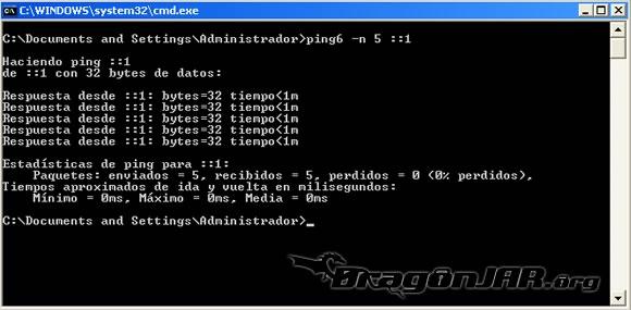 IPv6 Windows 3 Configurando IPv6 en nuestro equipo