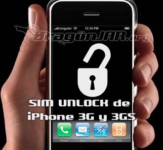 SIMUnlock Cualquier operador en tu iPhone con iOS 4.2.1 desde Windows o Mac