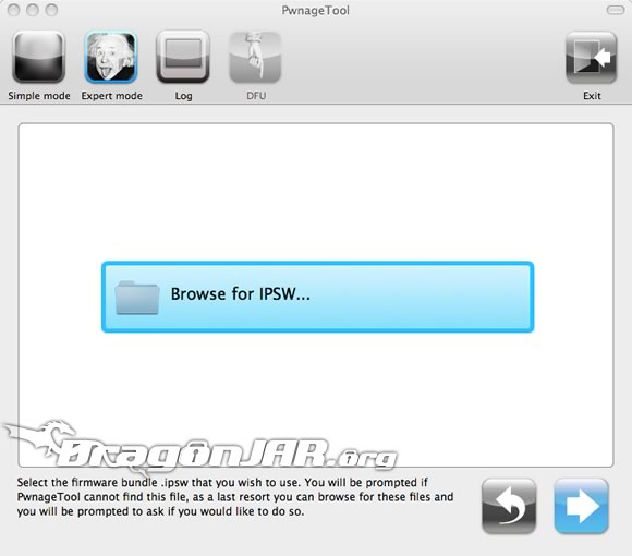 SIMUnlock1 Liberando el operador del iPhone 3G o 3Gs con iOS 4.2.1 y PwnageTool