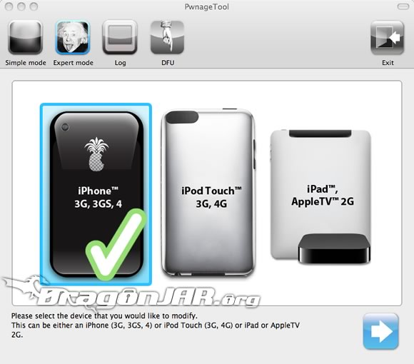 SIMUnlock2 Liberando el operador del iPhone 3G o 3Gs con iOS 4.2.1 y PwnageTool