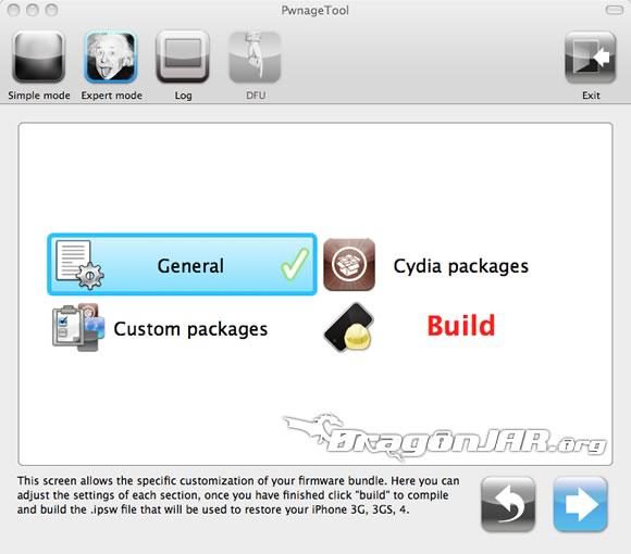 SIMUnlock4 Liberando el operador del iPhone 3G o 3Gs con iOS 4.2.1 y PwnageTool