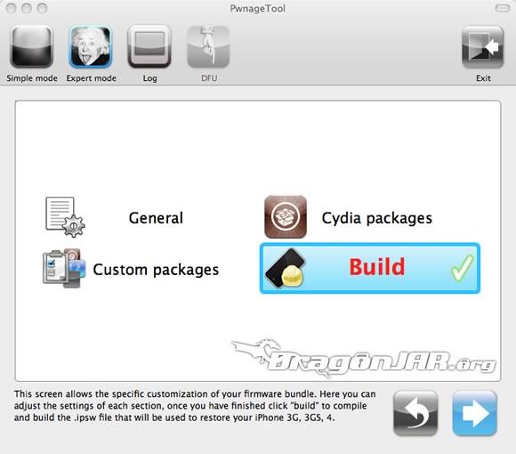 SIMUnlock5 Liberando el operador del iPhone 3G o 3Gs con iOS 4.2.1 y PwnageTool