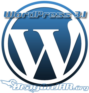 WordPress31 WordPress 3.1