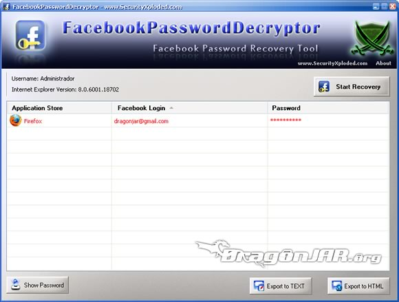 FacebookPassword1 Recupera tu Password de Facebook