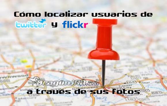 Geolocalizacion Cómo localizar usuarios de twitter y flickr a través de sus fotos