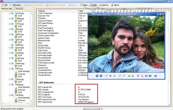 Juanes GPS2 Cómo localizar usuarios de twitter y flickr a través de sus fotos