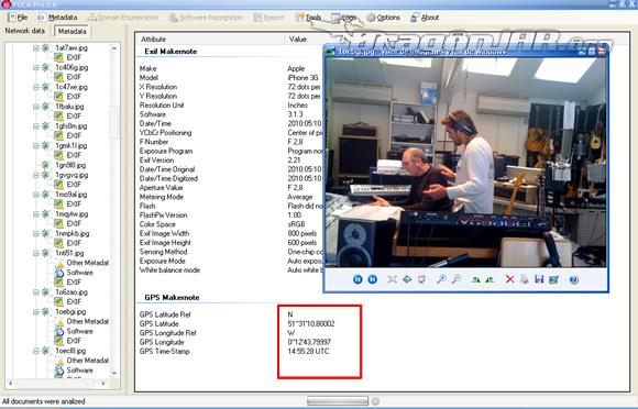 Juanes GPS3 Cómo localizar usuarios de twitter y flickr a través de sus fotos