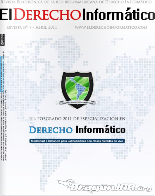 Revista Derecho Informatico Revista Electrónica El Derecho Informático 7
