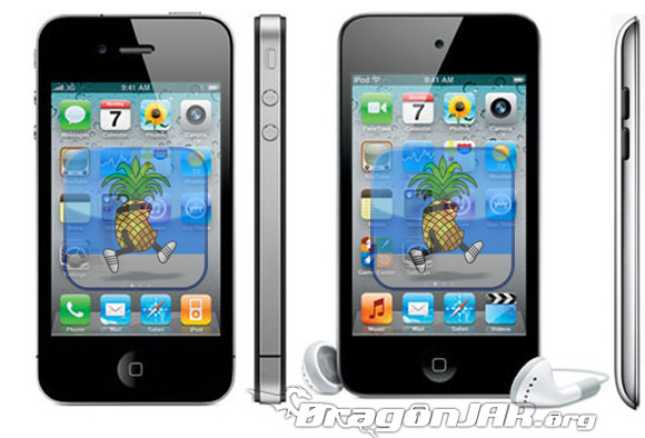 iPod Touch iPhone Jailbreak Jailbreak Untethered para iOS 5.0.1