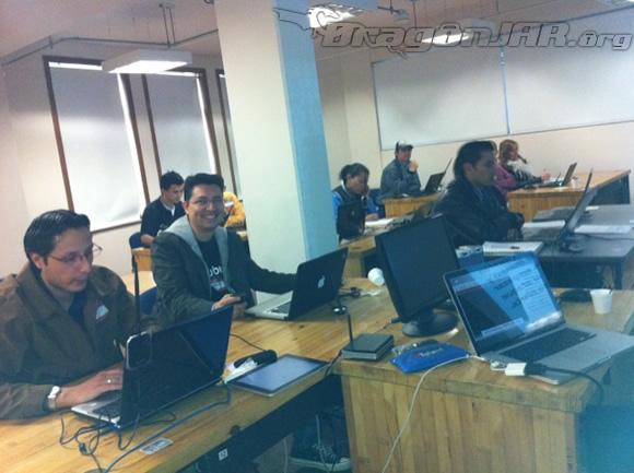 Cursos Hacker en Bogotá – Seguridad Wireless