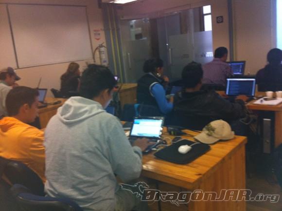 Hacking Day Bogota 3 Así fue el Hacking Day en Bogotá