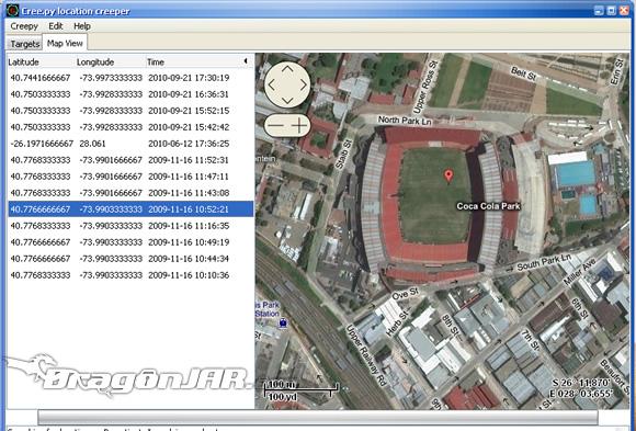 Shakira GPS2 Cómo localizar usuarios de twitter y flickr a través de sus fotos