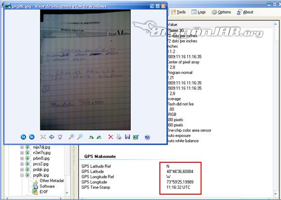 Shakira GPS8 Cómo localizar usuarios de twitter y flickr a través de sus fotos