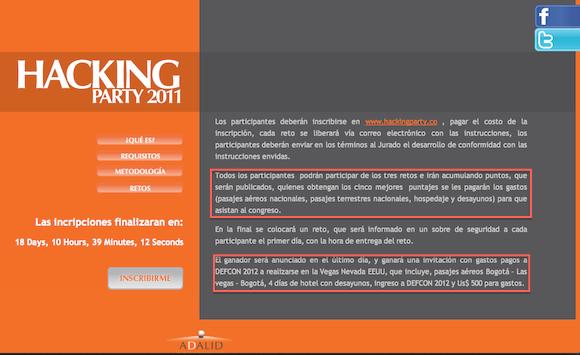 Adalid HackingParty 2 Cómo NO hacer un Wargame, CTF o Reto de Seguridad   Adalid Corp
