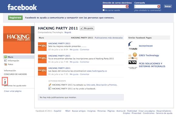 Adalid HackingParty 4 Cómo NO hacer un Wargame, CTF o Reto de Seguridad   Adalid Corp