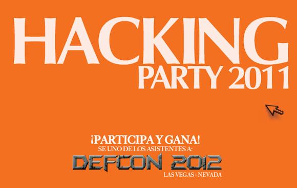Adalid HackingParty 5 Cómo NO hacer un Wargame, CTF o Reto de Seguridad   Adalid Corp