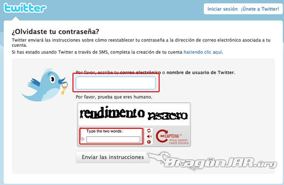 Recuperar Twitter 1 ¿Cómo Recuperar una Cuenta de Twitter?