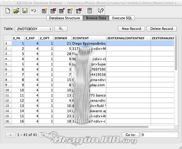 Analisis Forense de iOS 23 Análisis Forense de Dispositivos iOS – Fase de Análisis