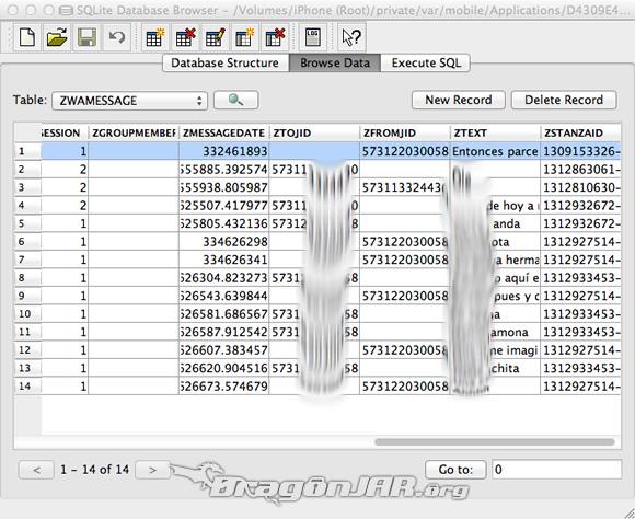 Analisis Forense de iOS 30 Análisis Forense de Dispositivos iOS – Fase de Análisis