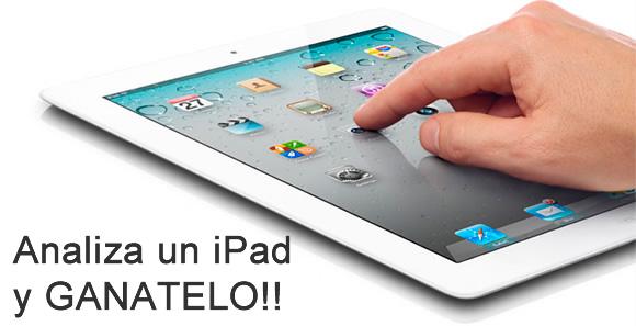 Analiza1iPadyGanatelo Analiza un iPad y GANATELO!!!